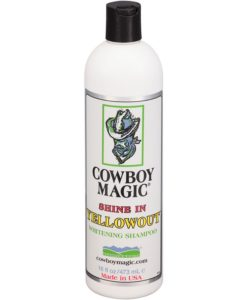 Cowboy Magic Shine In Yellow Out Stain Removal Shampoo