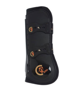 Kentucky Horsewear Elastic Tendon Boot Black