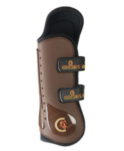 Kentucky Horsewear Knee Tendon Boots Brown