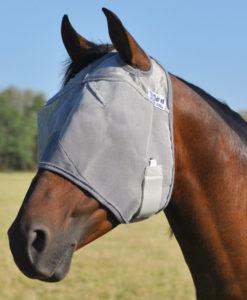 Cashel Crusader Horse Fly Mask Standard