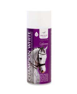 KM Elite Products Champion White