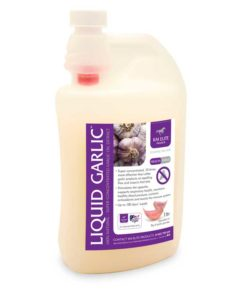 Km Elite Garlic Liquid 1L 100% Natural - Super Concentrated