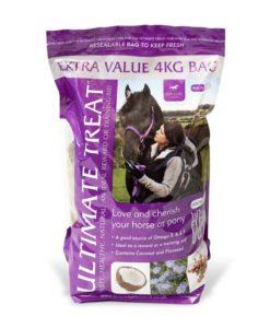 Km Elite Ultimate Horse Treats 4kg