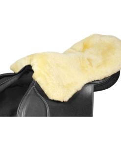 Sheepskin Seat Saver Natural