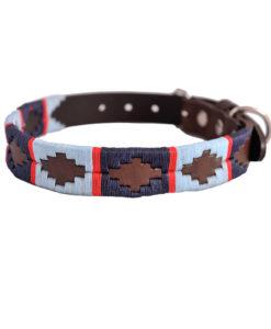 Pampa Leather Polo Dog Collars