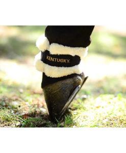 Kentucky Horsewear Sheepskin Pastern Wraps 1