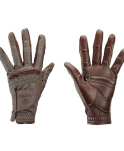 Bionic Riding Gloves Relax Grip Brown
