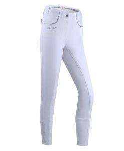 Harcour Katchina Ladies Breeches White Front
