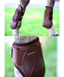 Kentucky Horsewear Set Air Tendon and Young Horse Fetlock Boots 2