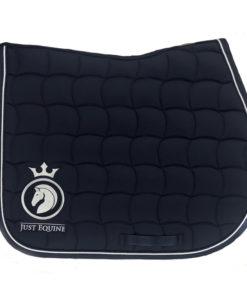 Just Equine Logo Saddle Cloth