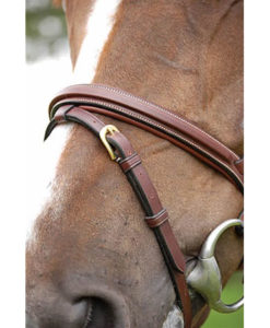 Dy'on Difference Bridle Flash Noseband