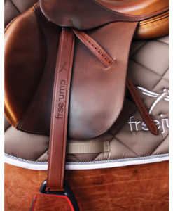 Freejump Classic Wide Stirrup Leathers 1