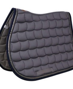 Harcour Saddle Pad Silver