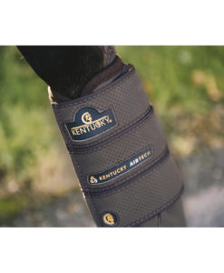 Kentucky Horsewear Brown Eventing Boots
