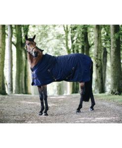 Kentucky Horsewear Cotton Sheet Navy
