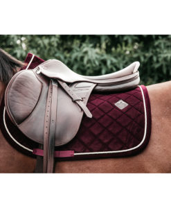 Kentucky Horsewear Corduroy Saddle Pad