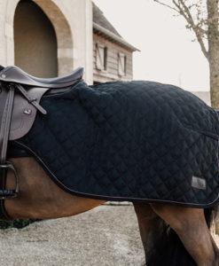 Kentucky Horsewear Riding Rug - Black