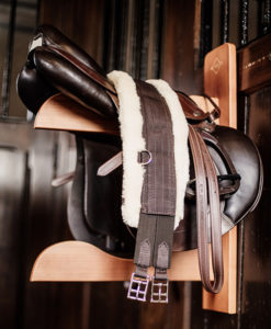 Grooming Deluxe Saddle Rack