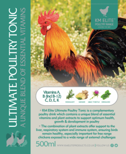 Ultimate Poultry Tonic Poultry Range