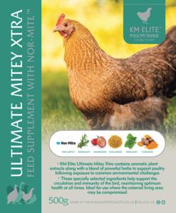 Ultimate Mitey Xtra Poultry Range