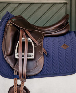 Dressage Saddle Pad Fishbone