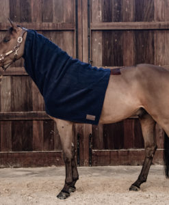 Heavy Fleece Horse Scarf