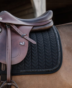 Kentucky Horsewear Glitter and Stone Saddle Pad