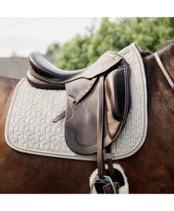 Kentucky Horsewear Saddle Pad Pied-de-Poule Dressage